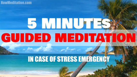 5 minutes meditation